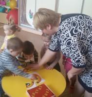 Образовательную деятельность с детьми раннего возраста «По сказке Колобок»