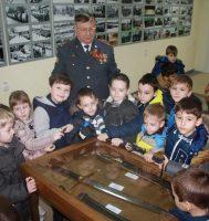 Экскурсия в музей ГИБДД