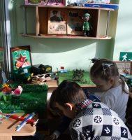 Экспозиция мини-музея