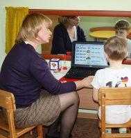 День открытых дверей  логопедических групп для детей с нарушениями речи