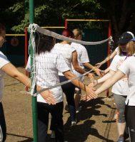 Турнир по японскому мини-волейболу