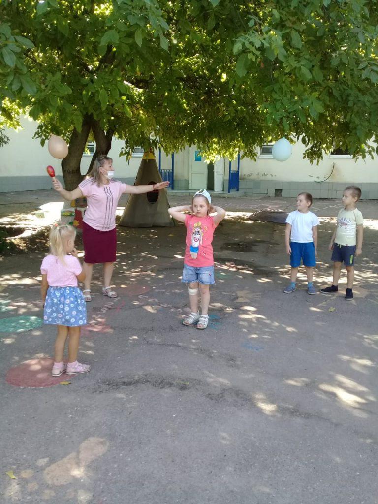 """""""День знаний"""" 2020-2021 учебный год"""