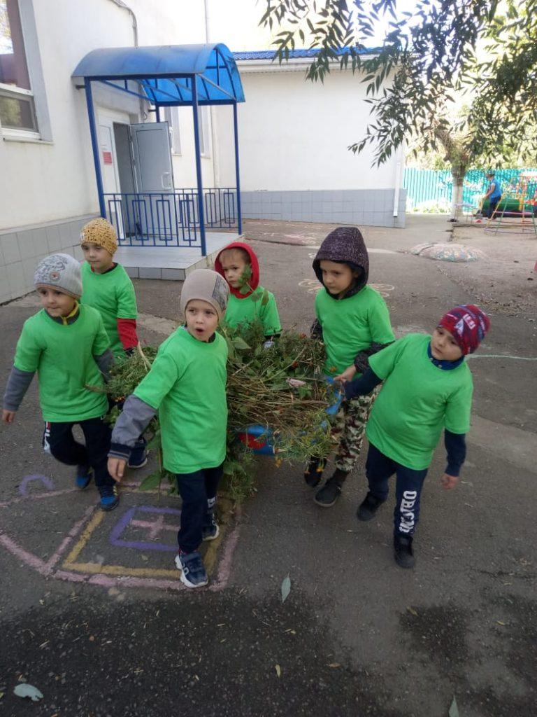 """Зеленый Патруль"""