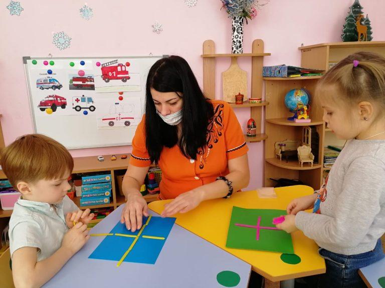 Особенности работы с детьми с общим недоразвитием речи