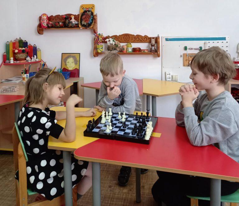 Шахматы в ДОУ