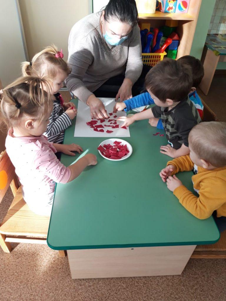 Аппликация для дошкольников - творчество с пользой