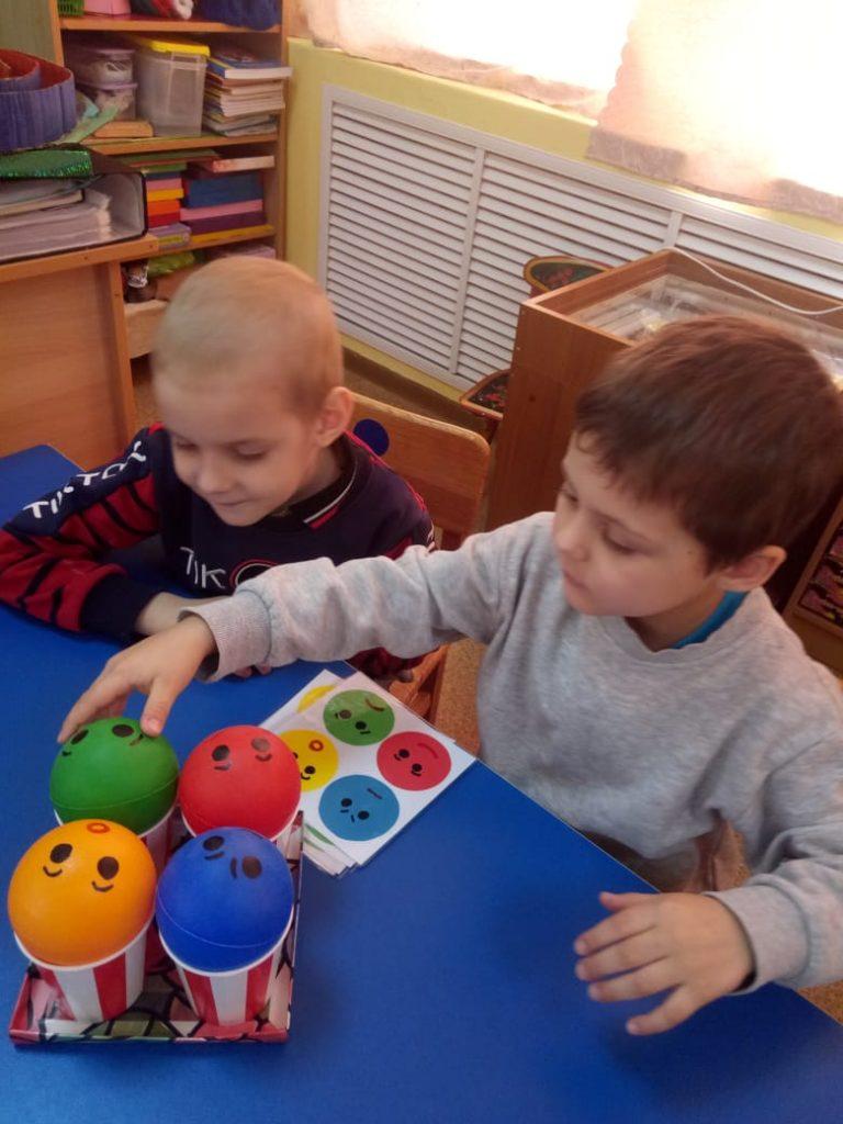 Игровая деятельность дошкольников