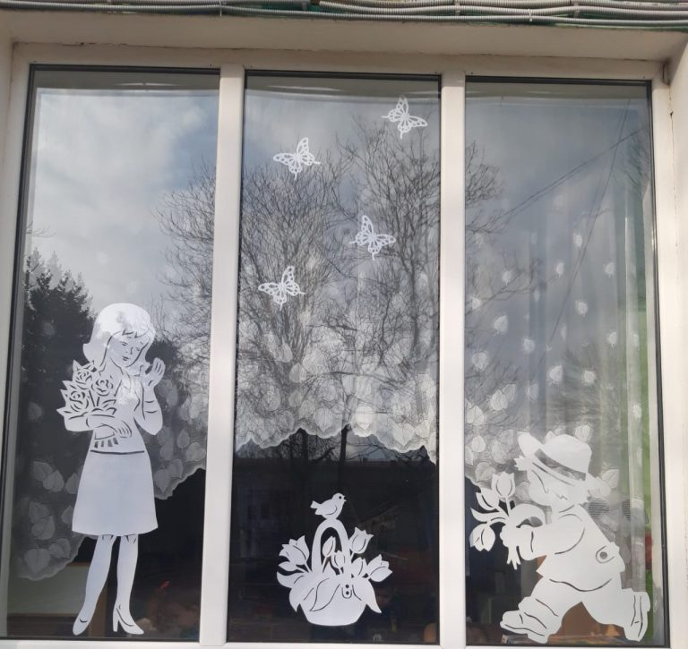 Весенние окна