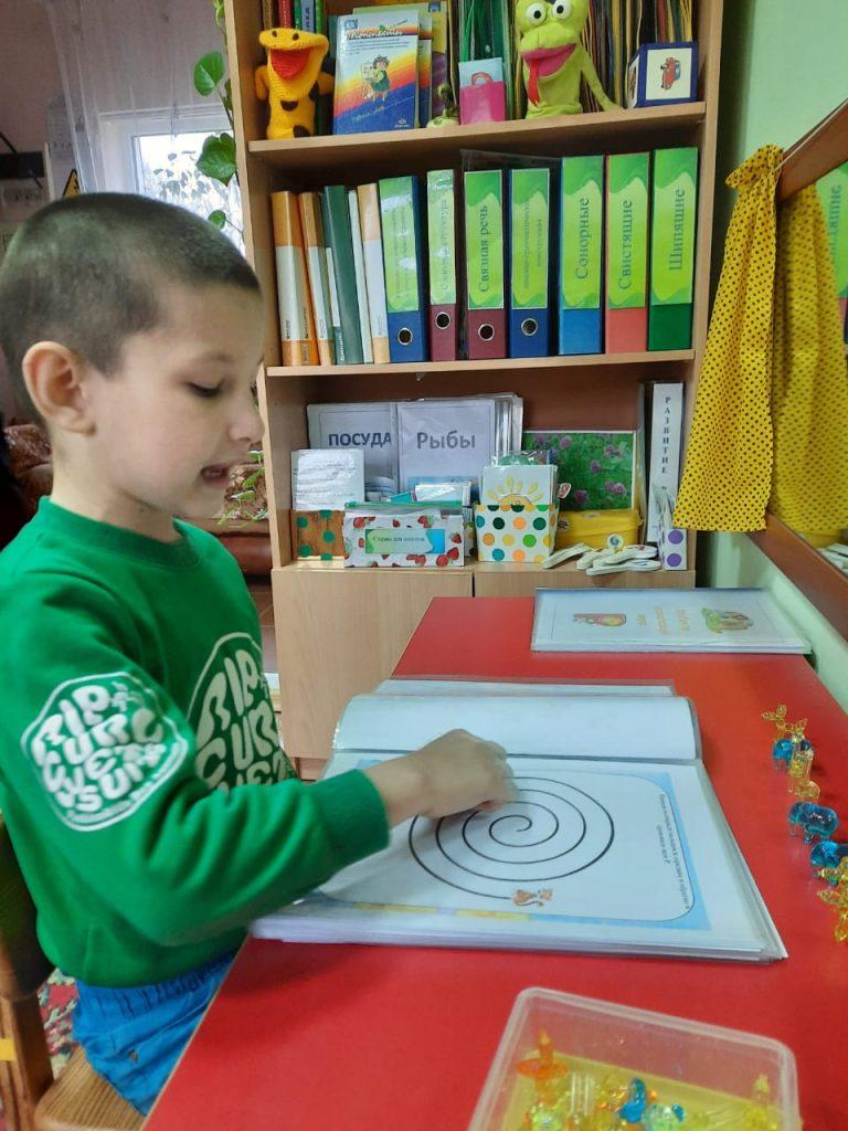Коррекционно-развивающая работа учителя-логопеда