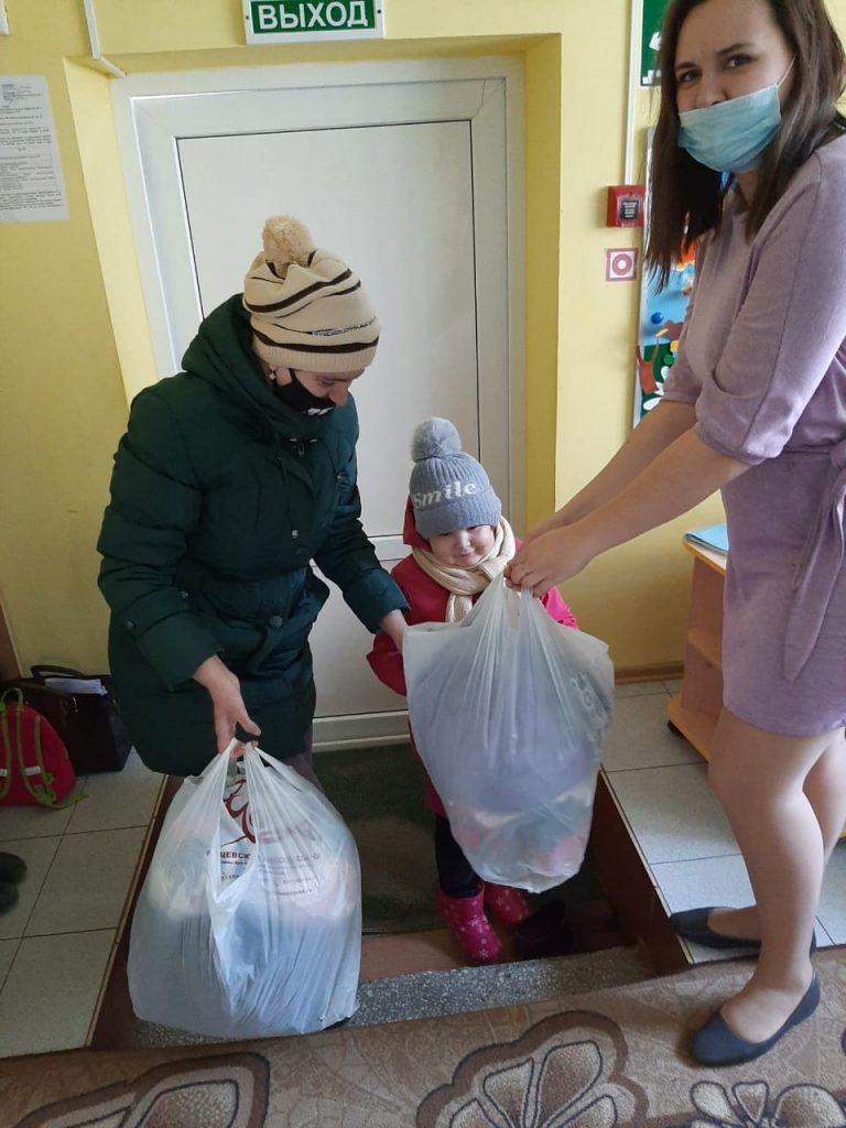 Сотрудничество с благотворительным фондом «Солнце в ладошках»