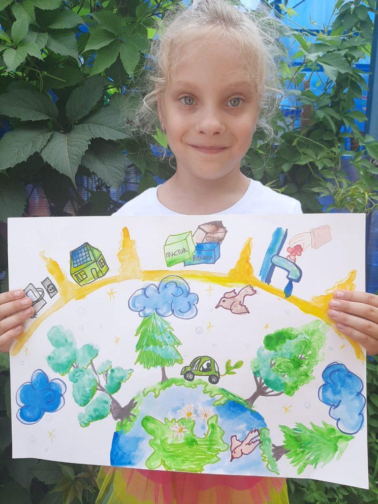 Тематическая неделя «Экология – наш друг»